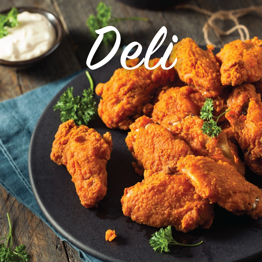 Deli Fried Chicken